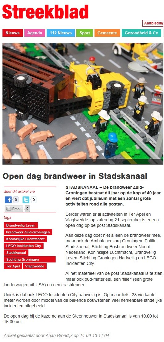standskanaal media Streekblad