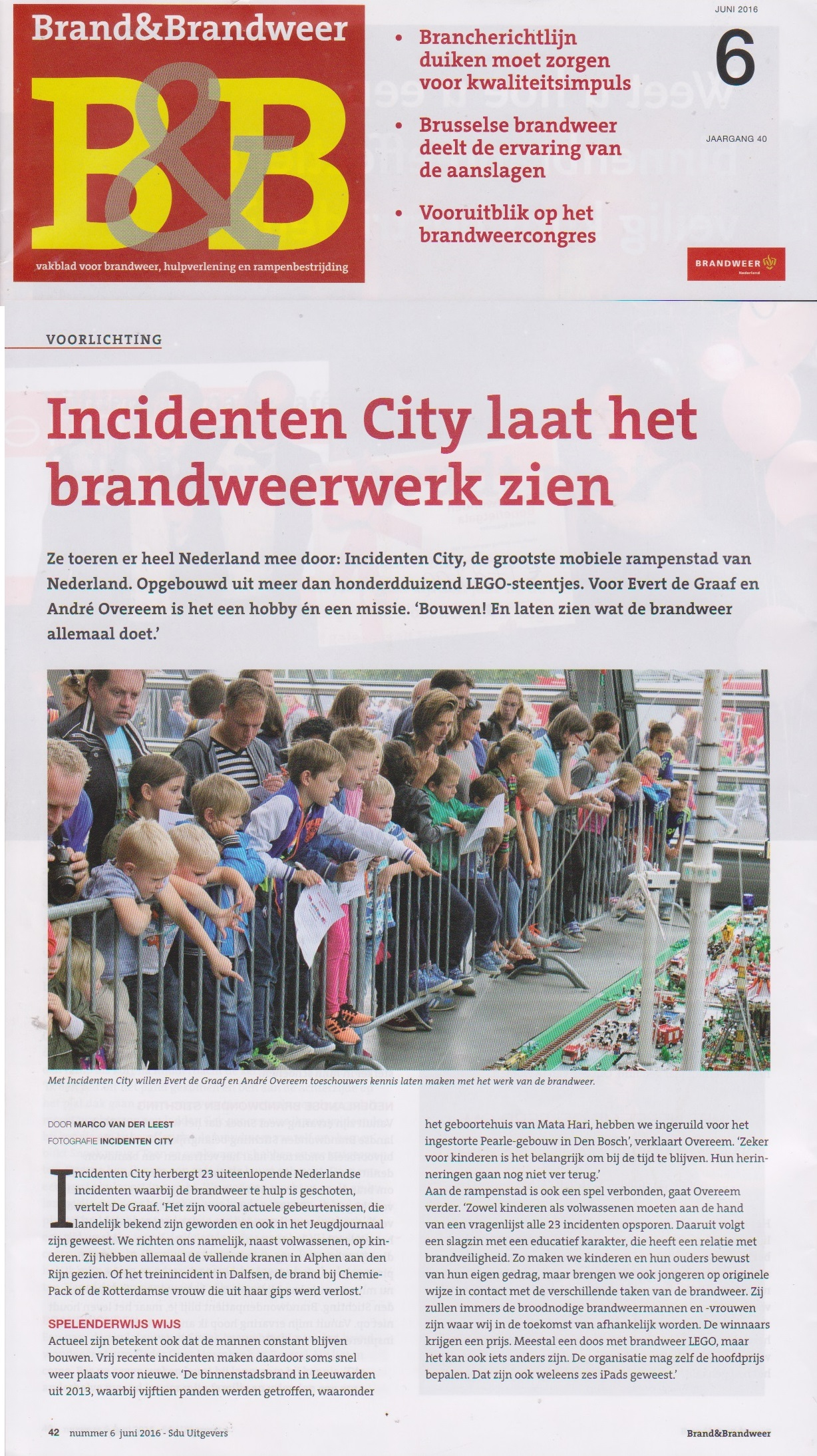 BB juni 2016 incidentencity