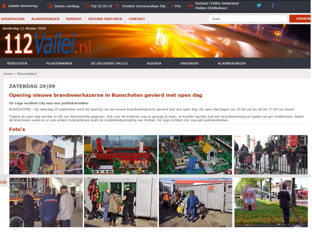 Open dag Bunschoten 29 sept 2018 IncidentenCity